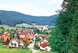 Kurortbild 02 Baiersbronn - Schönmünzach - Schwarzenberg