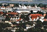 Kurortbild 01 Seebad Warnemünde, Diedrichshagen, Hohe Düne, Markgrafenheide