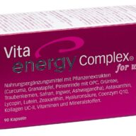 Vita energy complex for women Kapsel (90 Stück)