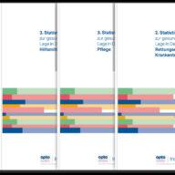 3. Statistisches Jahrbuch zur gesundheitsfachberuflichen Lage in Deutschland 2021