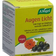 A. Vogel ugen Licht Tablette (30 Stück)