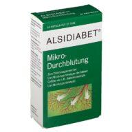 Alsidiabet® Mikro-Durchblutung