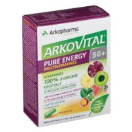 Arkovital® Pure Energy Eypert Multivitamin 50+