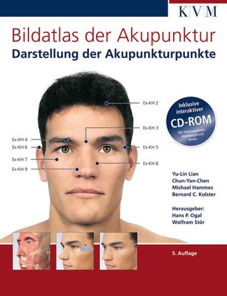 Bildatlas der Akupunktur
