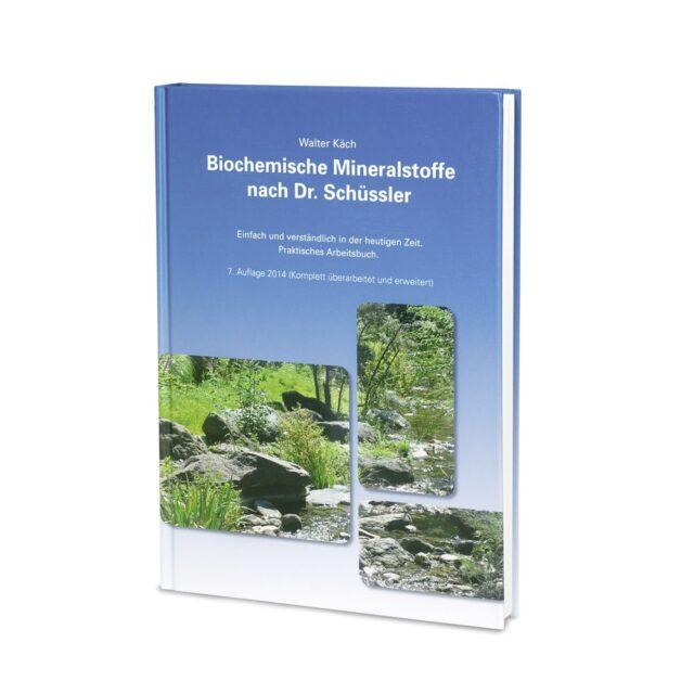 Biochemische Mineralstoffe nach Dr. Schüssler von Walter Käch (1 Stück)