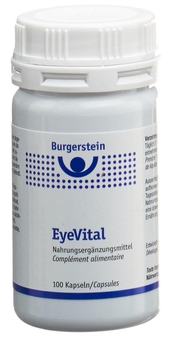 Burgerstein Eyevital Kapsel (100 Stück)