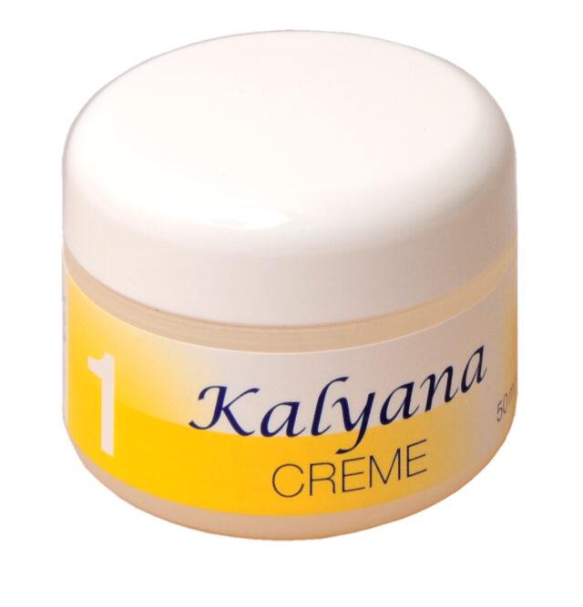 Kalyana 1 Creme mit Calcium fluoratum (50 ml)