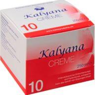 Kalyana 10 Creme mit Natrium sulfuricum (250 ml)