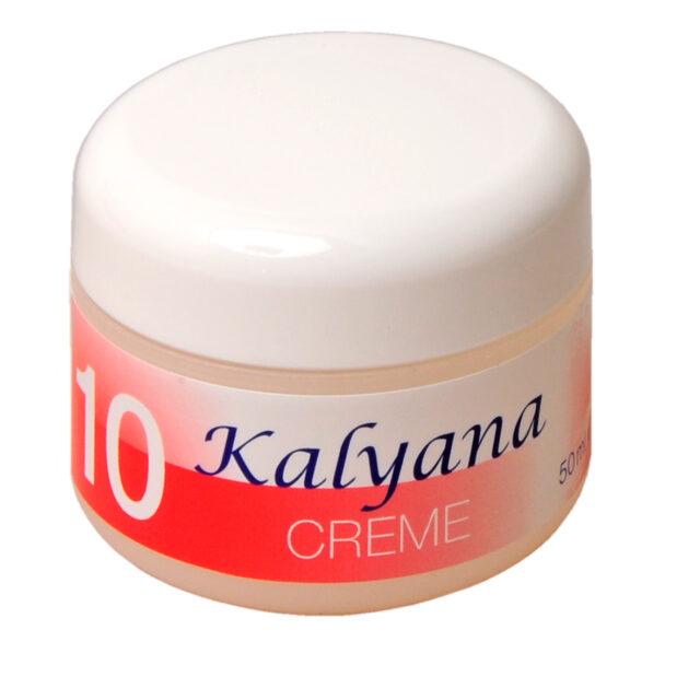 Kalyana 10 Creme mit Natrium sulfuricum (50 ml)