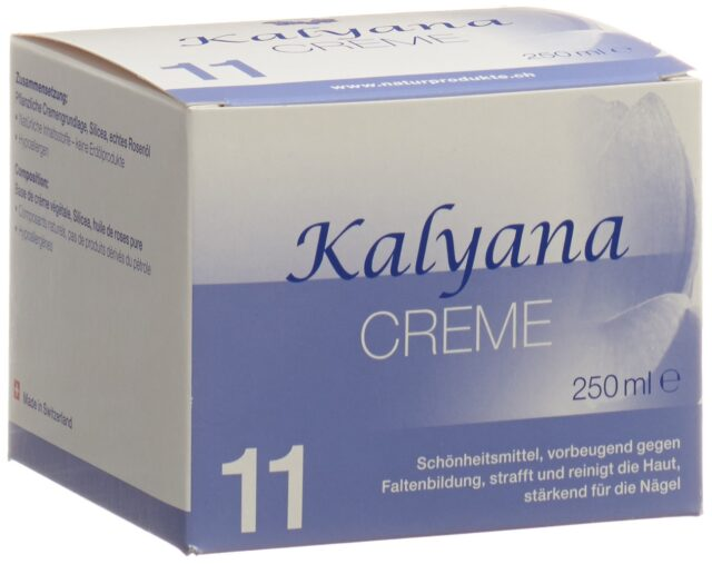 Kalyana 11 Creme mit Silicea (250 ml)