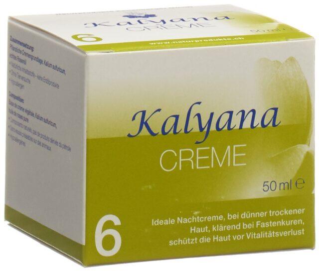 Kalyana 6 Creme mit Kalium sulfuricum (50 ml)