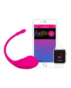 Lush Bullet Vibrator - Pink