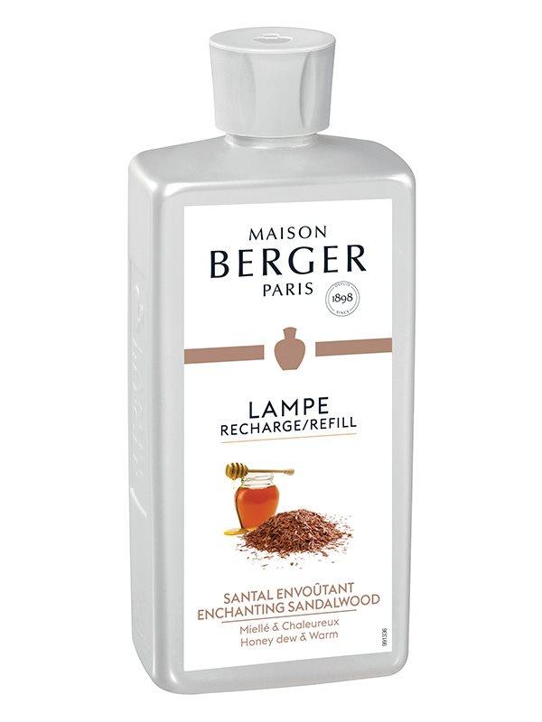 MAISON BERGER Parfum Santal Envoûtant (500 ml)