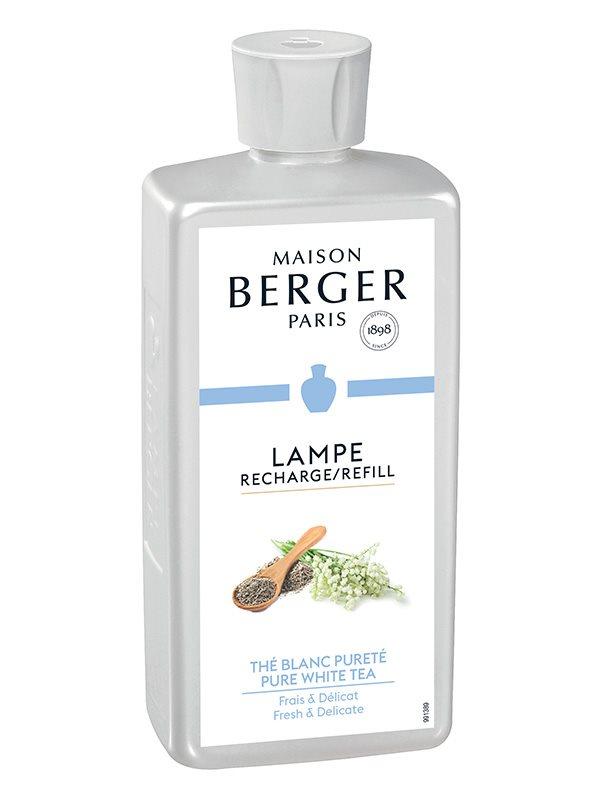 MAISON BERGER Parfum Thé Blanc Pureté (500 ml)