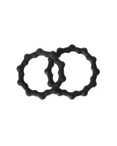 Malesation Bead Ring Set
