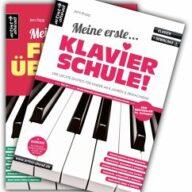 Meine erste Klavierschule / Meine ersten Fingerübungen, 2 Bde.