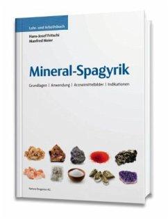 Mineral-Spagyrik, Lehr- und Arbeitsbuch