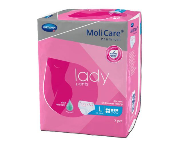 MoliCare Premium lady pants 7 Tropfen