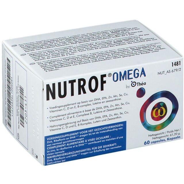 NUTROF® Omega Kapseln