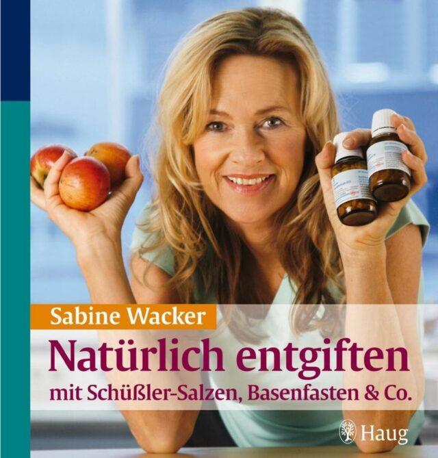 Natürlich entgiften mit Schüßler-Salzen Basenfasten & Co.