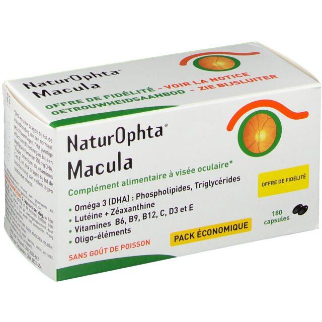 NaturOptha® Macula