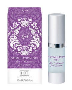 O-Stimulationsgel Für Frauen - 15 ml