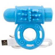 Owow Vibe Ring - Blue
