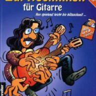 Peter Bursch's Zupftechniken für Gitarre, m. Audio-CD
