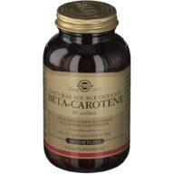 Solgar® Beta-Carotene D. Salina