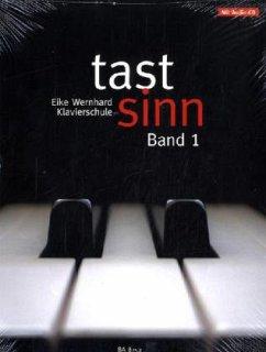 Tastsinn, Klavier, m. Audio-CD