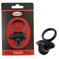 Vibro-Rabbit-Ring Black
