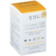 WHC UnoCardio® 1000 + Vitamin D 1000