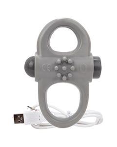 Yoga Vibe Ring - Grey