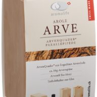 aromalife ARVE ArvenQuader mit äth Öl Arve 10 ml (1 Stück)