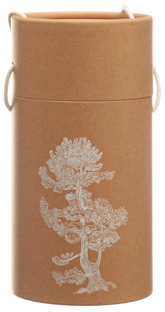 aromalife Pinus Cembra Duftholz Pine inklusiv ätherisches Öl & Späne (1 Stück)