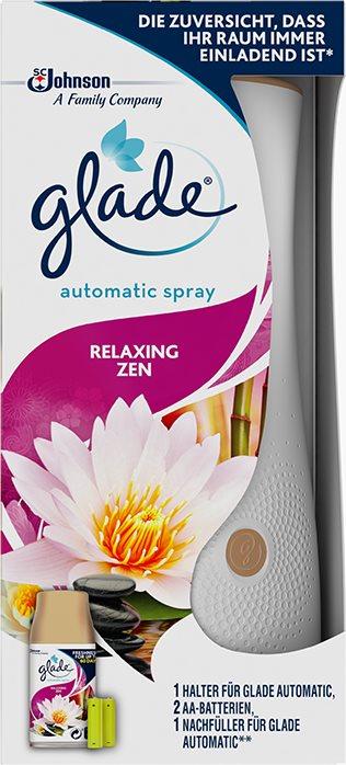 glade Automatic Spray Halter Relaxing Zen (269 ml)