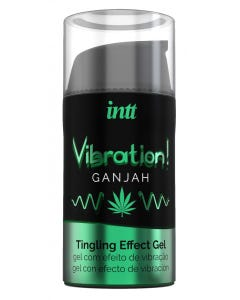 intt Liquid Vibration 15ml-Ganjah