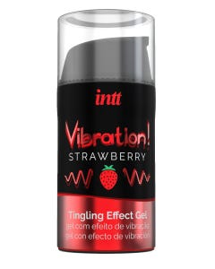 intt Liquid Vibration 15ml-Strawberry