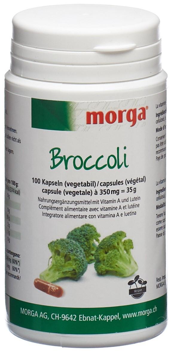 morga Broccoli Vegicaps (100 Stück)