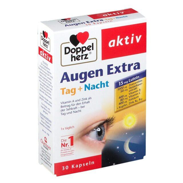Doppelherz® aktiv Augen Extra Tag + Nacht