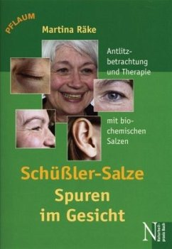 Schüssler-Salze - Spuren im Gesicht