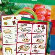 20 Rezept-Bildkarten für Kita-Kinder