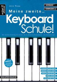 Meine zweite Keyboardschule!